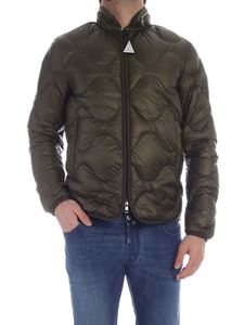 Moncler - Saire down jacket in Military green