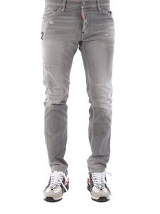 Dsquared2 - Cool Guy stretch denim jeans