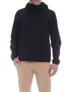 Woolrich - Pacific jacket in black