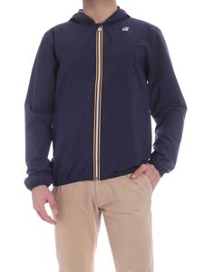 K-way - Jacques jacket in blue