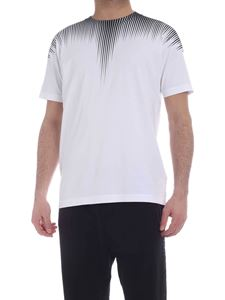 Marcelo Burlon County Of Milan - Falls Wings t-shirt in white