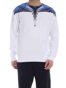 Marcelo Burlon County Of Milan - Wings sweatshirt in white