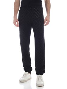 Marcelo Burlon County Of Milan - All over County pants in black