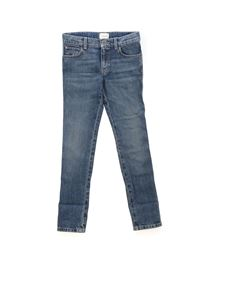 Gucci - Gucci Band jeans in faded blue