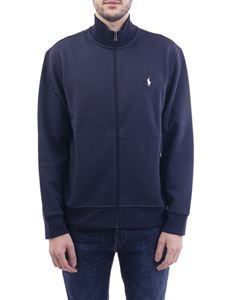 POLO Ralph Lauren - Logo embroidery zipped sweatshirt