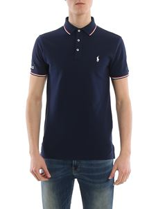POLO Ralph Lauren - Polo featuring logo embroidery at sleeve