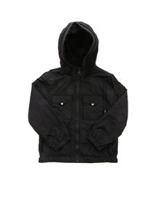 Moncler Jr - Vingeanne jacket in black