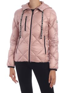 Moncler - Oulx down jacket in pink