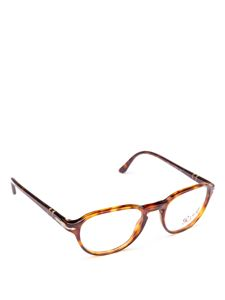 Persol - Light havana frame optical glasses