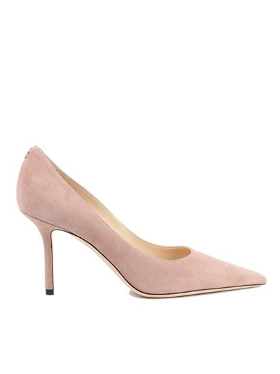 Jimmy Choo - Love 85 pumps in Ballet Pink color
