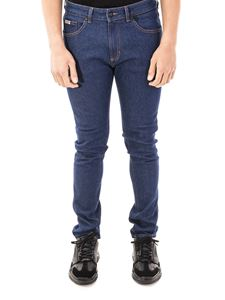 Versace Jeans Couture - Contrasting seam jeans