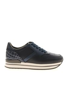 Hogan - Sneakers H222 blu