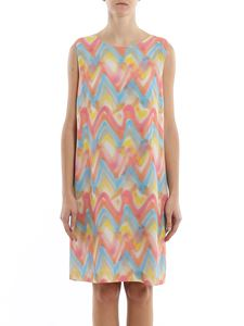 M Missoni - Multicolor chevron dress