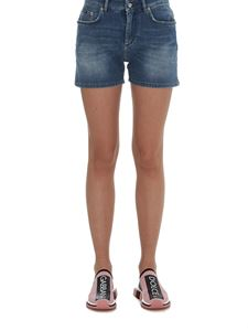 Dolce & Gabbana - Shorts in denim blu