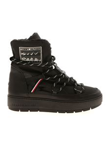 Tommy Hilfiger - City Voyager ankle boots in black