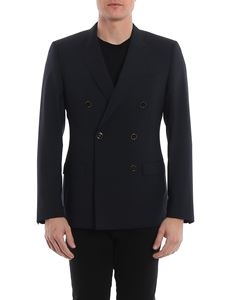 Dolce & Gabbana - Double-breasted blazer in blue