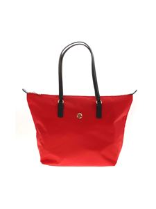 Tommy Hilfiger - Poppy tote bag in red