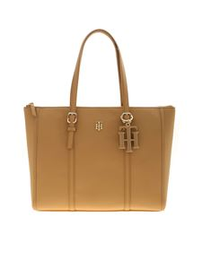 Tommy Hilfiger - Th Chic tote bag in beige