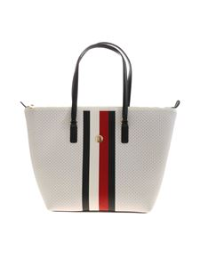 Tommy Hilfiger - Poppy tote bag in white