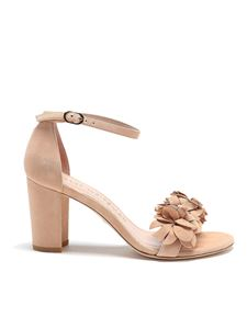 Stuart Weitzman - Sandali Nearlynude Flower color Adobe