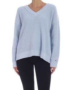 Tommy Hilfiger - Pullover Herby azzurro