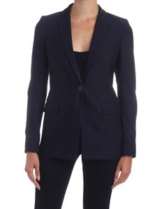 Tommy Hilfiger - Single-breasted jacket in blue
