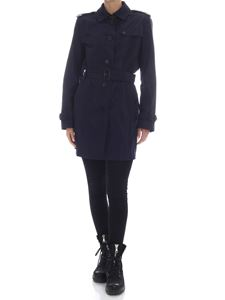 Tommy Hilfiger - Cory trench coat in blue