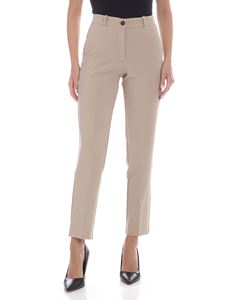 Tommy Hilfiger - Poly pants in beige