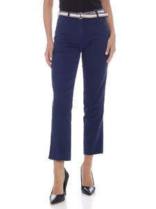Tommy Hilfiger - Dobby pants in blue