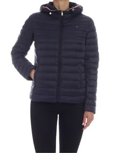 Tommy Hilfiger - Essential down jacket in blue