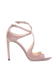 Jimmy Choo - Lang sandals in pink