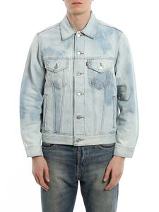 Levi's - Faded denim jacket