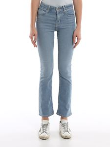 Levi's - 725 denim high rise bootcut jeans