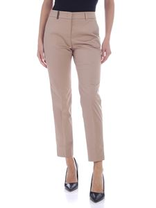Peserico - Stretch pants in beige
