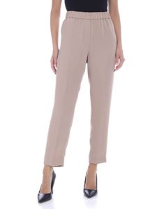 Peserico - Jogger pants in beige