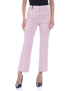 Peserico - Striped pants in pink