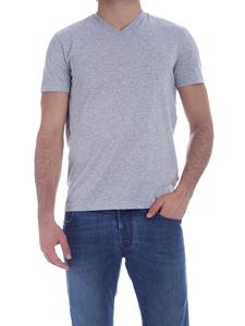 Ballantyne - Basic T-shirt in grey