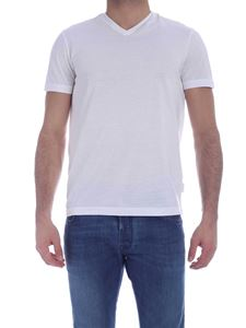 Ballantyne - Basic T-shirt in white