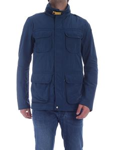 Parajumpers - Desert jacket in blue