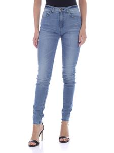 Michael Kors - Selma Skinny jeans in Light Indigo color