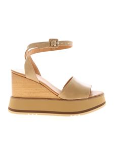 Paloma Barceló - Gisele wedges in beige
