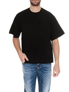 Jil Sander - Oversized T-shirt in black