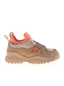 Pinko - Cumino sneakers in shades of pink