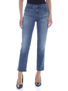 J Brand - Adele jeans in blue