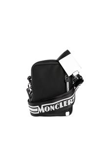Moncler - Detour Corssbody bag in black