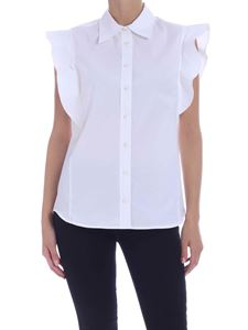 Pinko - Nakoma shirt in white