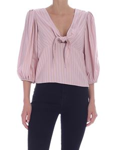 Pinko - Saint Honore blouse in pink