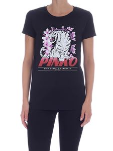 Pinko - Dendo T-shirt in black