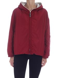 Max Mara - Esporty jacket in red