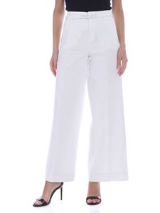 Pinko - Piper 2 pants in white